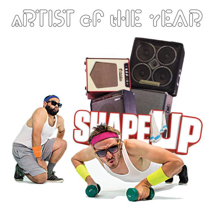 sHAPE uP SOUNDTRACK cover art