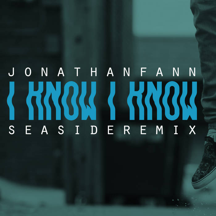 I Know I Know (Seaside Remix) cover art