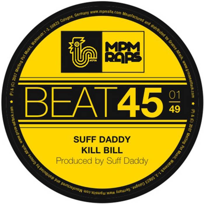 Kill Bill (7''/Digi) cover art
