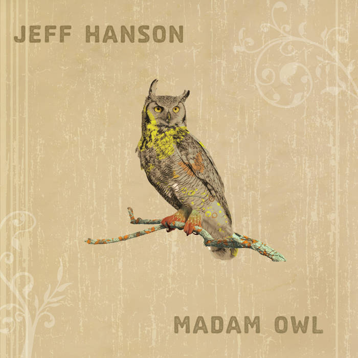 Madam Owl cover art
