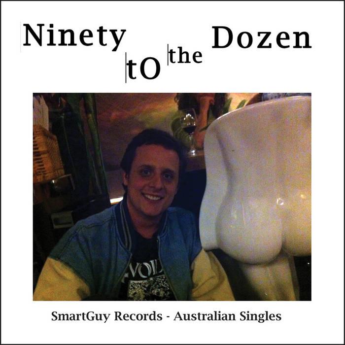 ninety to the dozen cover art