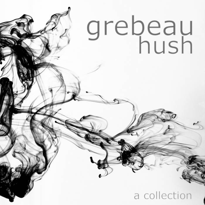 Hush (a collection) cover art