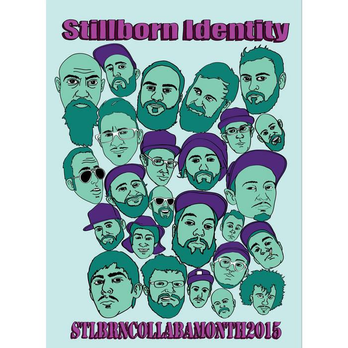 STLBRNcollabamonth2015 cover art