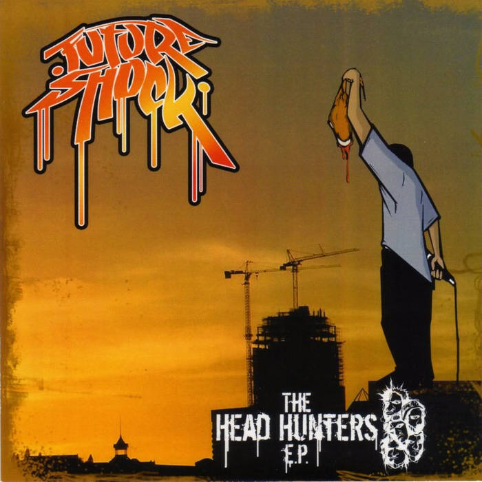 Head Hunters E.P. cover art