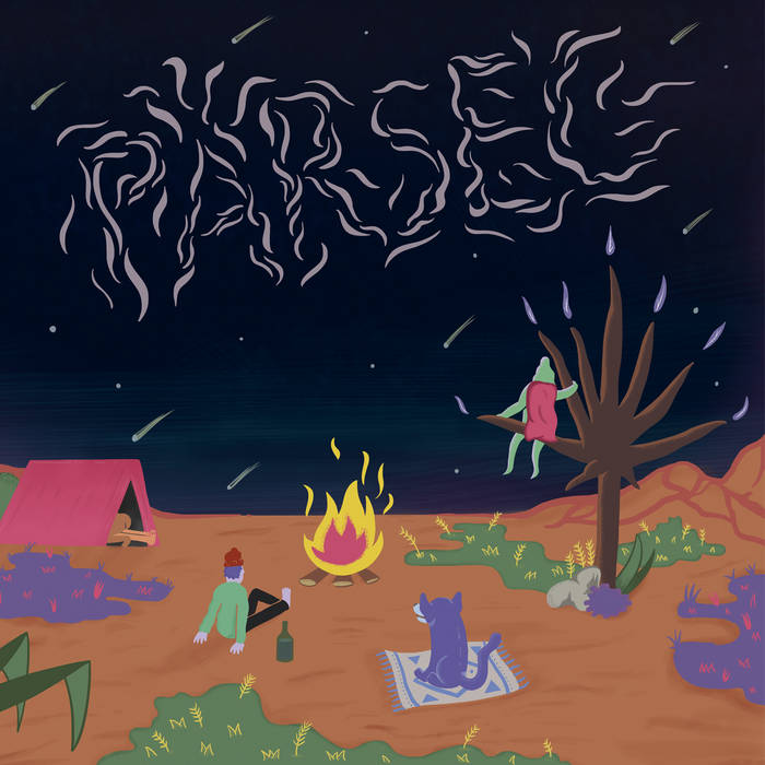 Pársec cover art