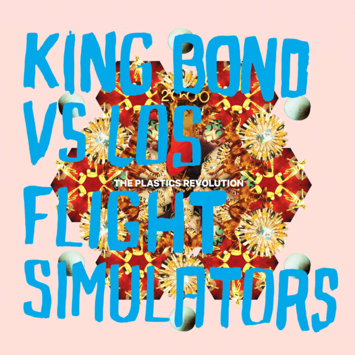 King Bono vs Los Flight Simulators cover art