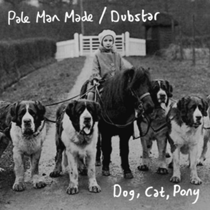 Dog, Cat, Pony - Double A Side Single cover art