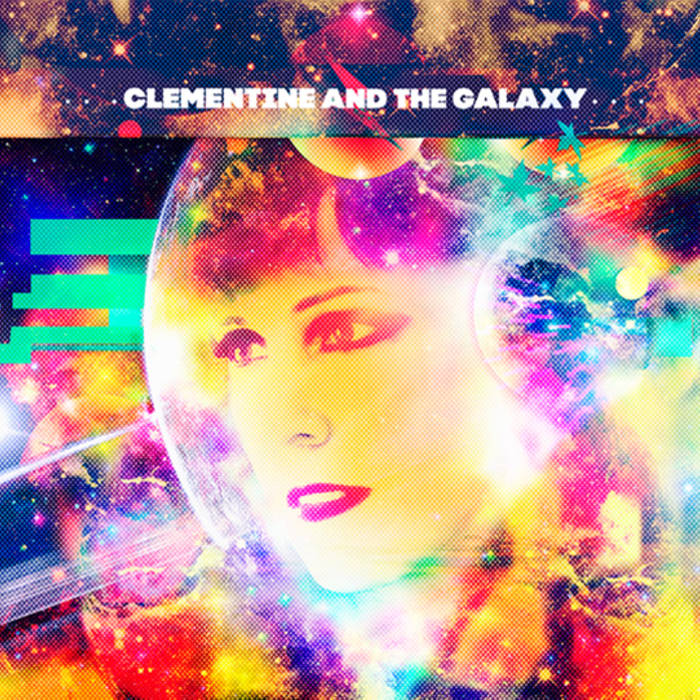 Clementine and the Galaxy cover art