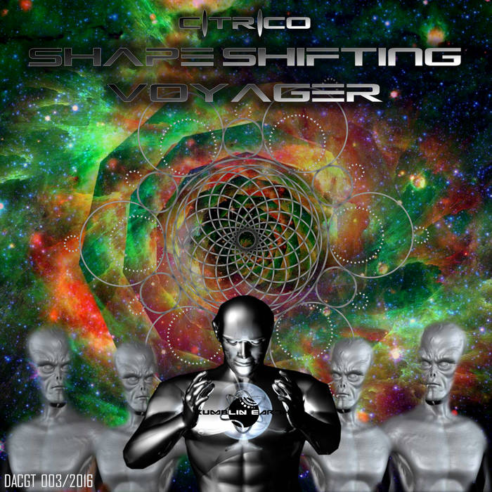 Shape Shifting Voyager cover art