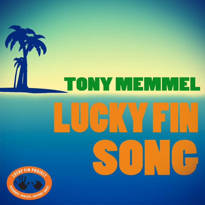 Lucky Fin Song cover art
