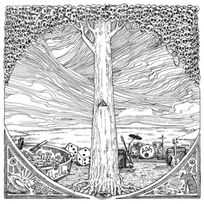 The Aäs LP cover art