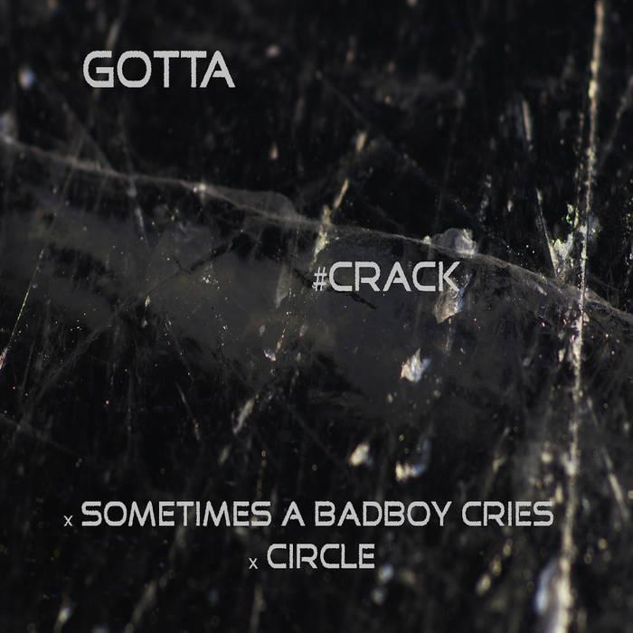 #CRACK cover art