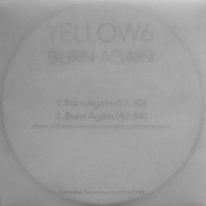 Burn Again cover art