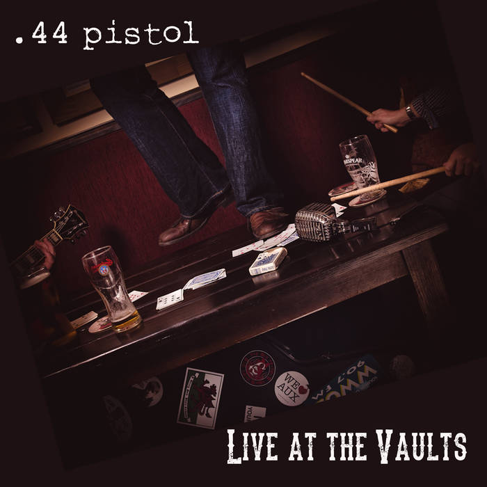 Live at the Vaults cover art