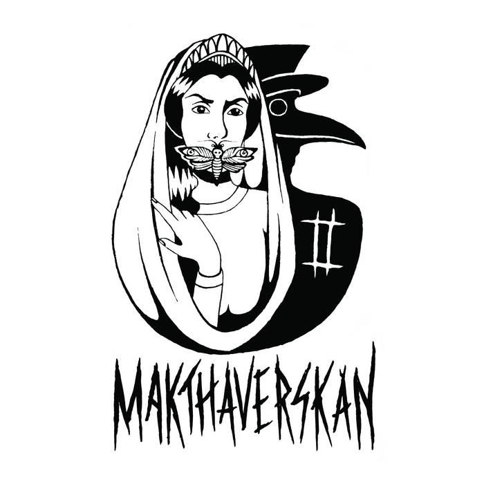 Makthaverskan II cover art