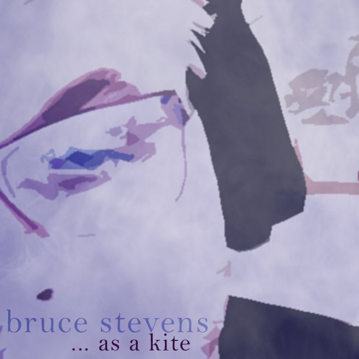 ...as a kite cover art