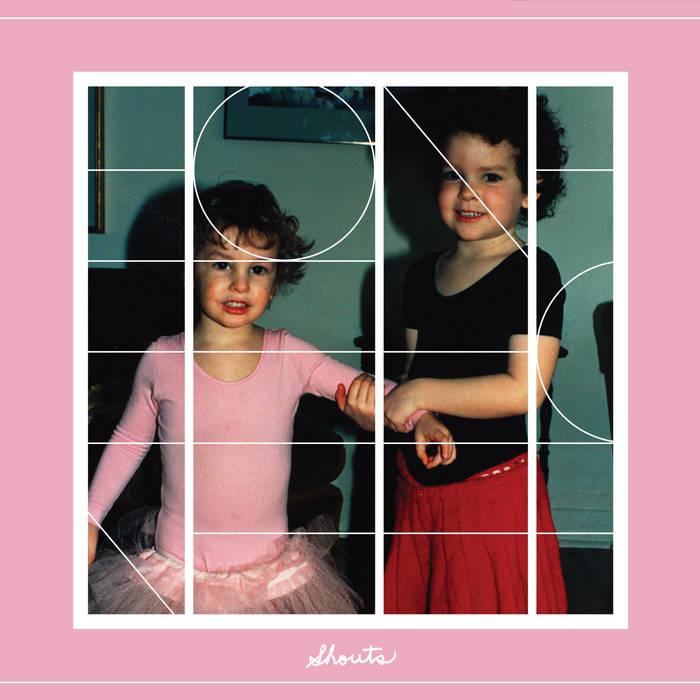 Shouts (LP) cover art