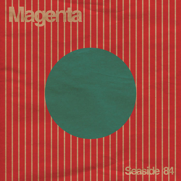 Magenta cover art