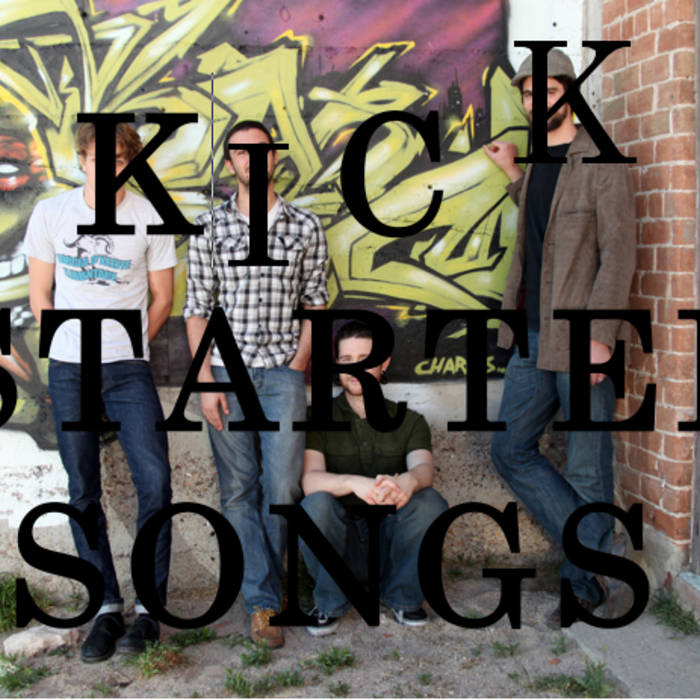 Kickstarter Songs cover art