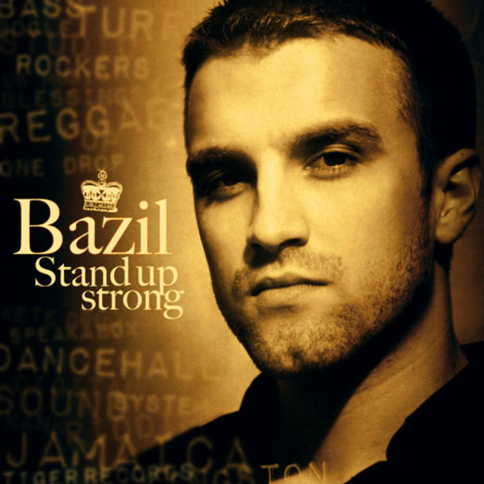 LP - BAZIL - STAND UP STRONG cover art