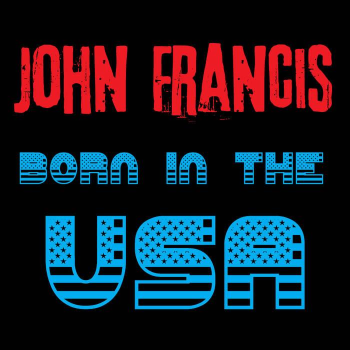 Born In The USA cover art