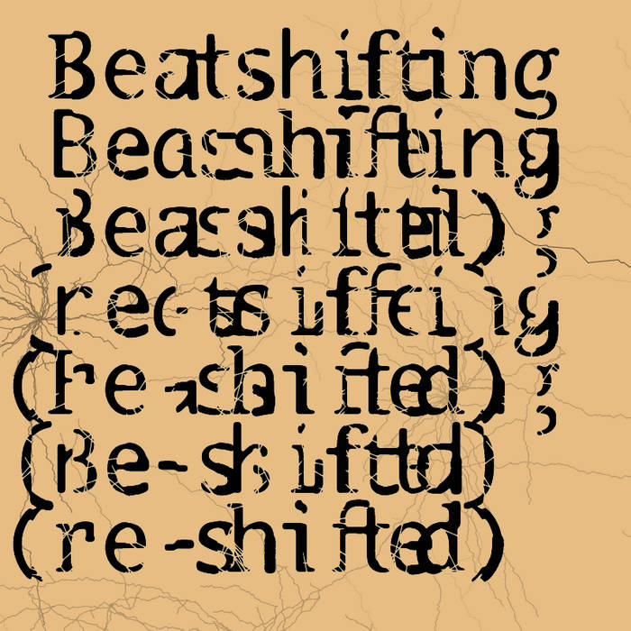 Beatshifting (re-shifted) cover art