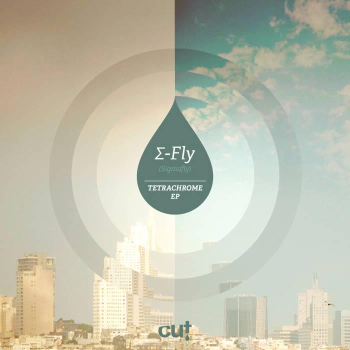 Tetrachrome EP cover art