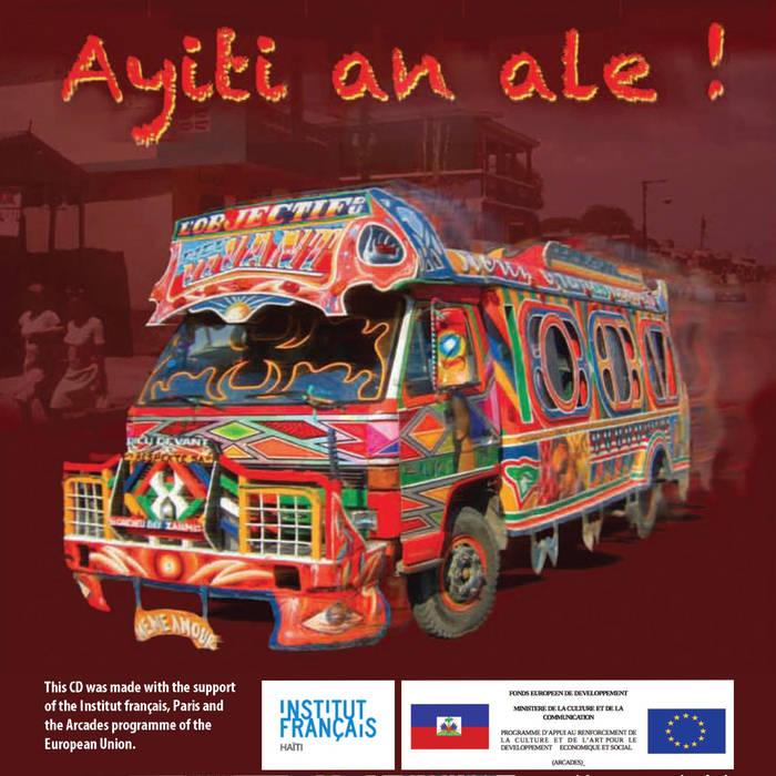Ayiti an ale ! cover art