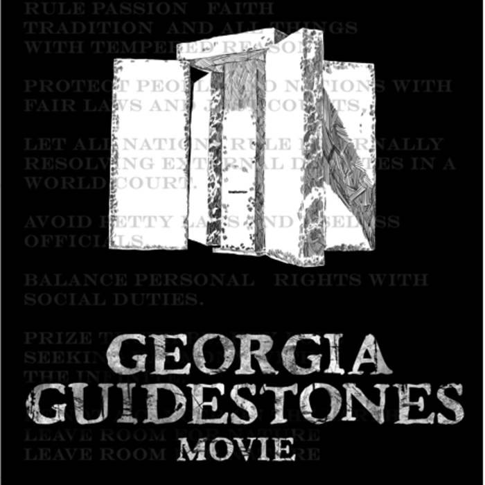The Georgia Guidestones Movie Soundtrack cover art