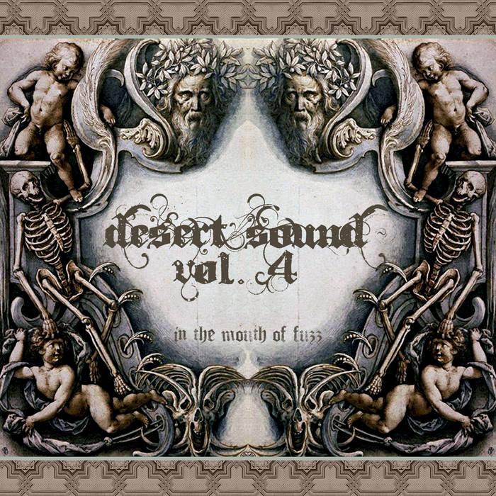 DESERT SOUND Vol. IV CD1 cover art