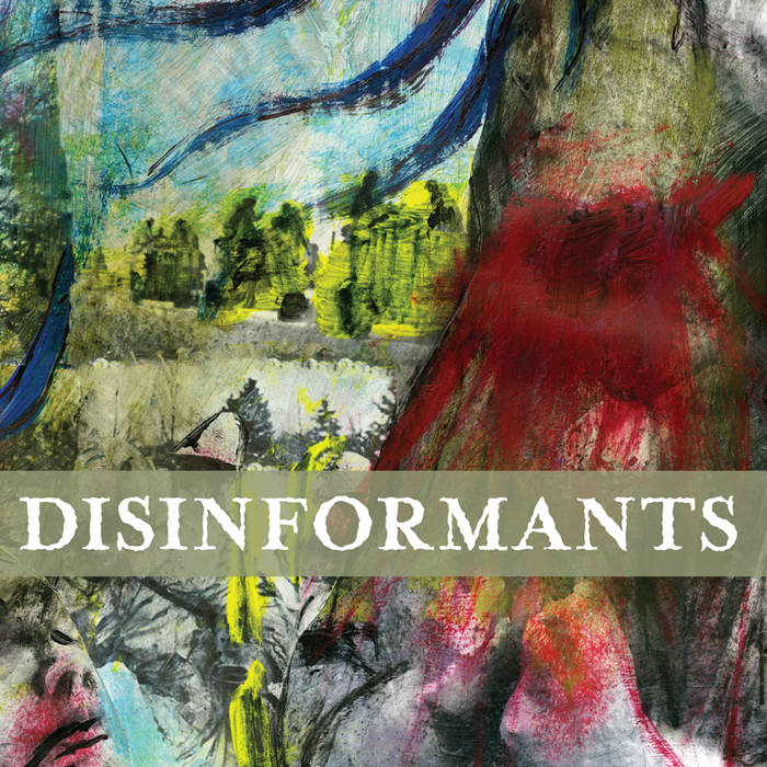 Disinformants EP cover art