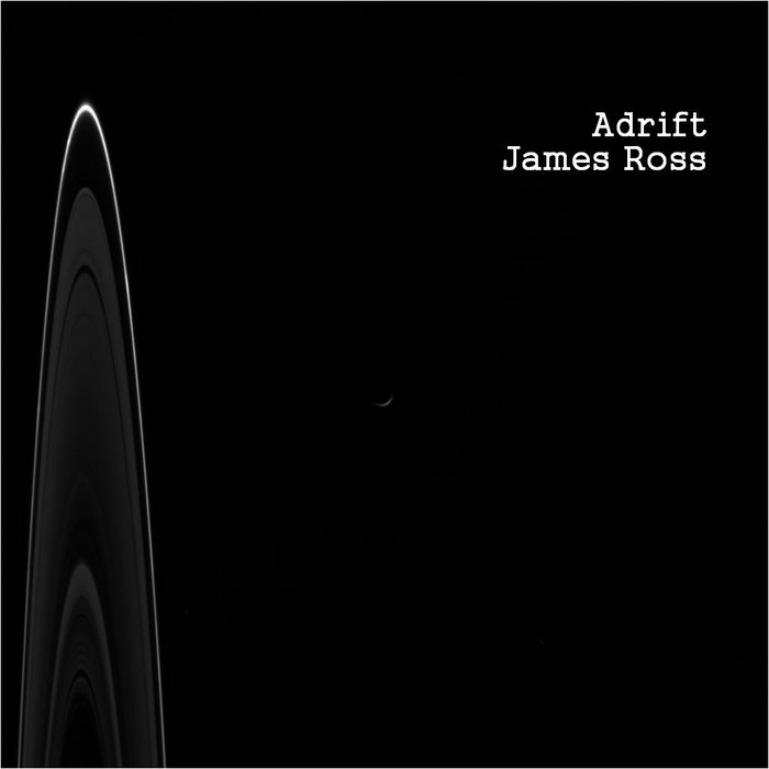 Adrift - James Ross cover art