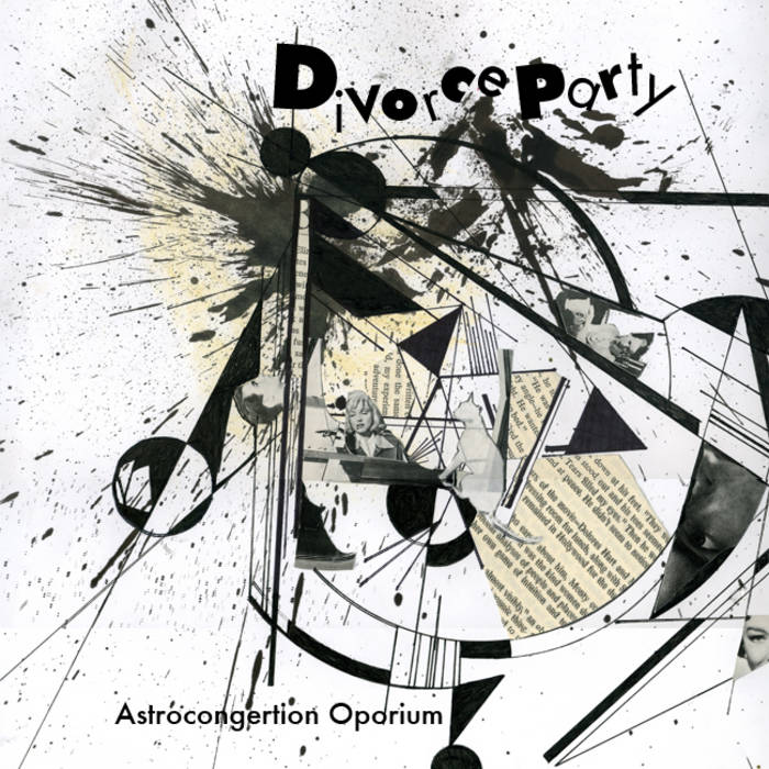 Astrocongertion Oporium cover art