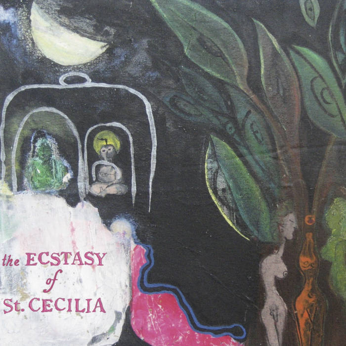 The Ecstasy of St. Cecilia cover art