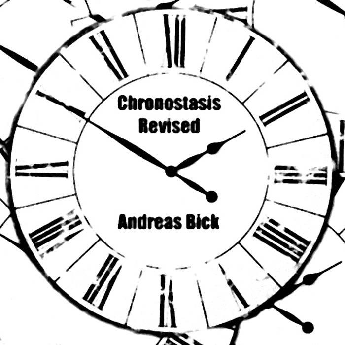 Chronostasis Revised cover art