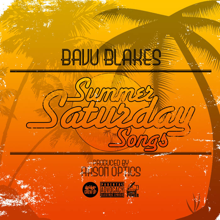 Summer Saturday Songs cover art