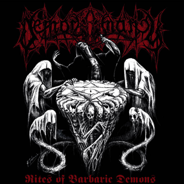 Rites of Barbaric Demons cover art