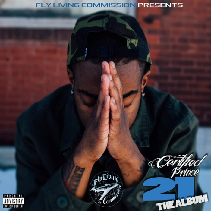 21 : The Album cover art