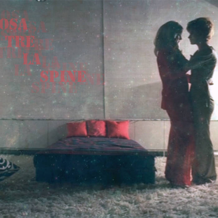Rosa Tre La Spine cover art