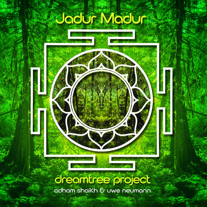 DreamTree Project  Jadur Madur cover art