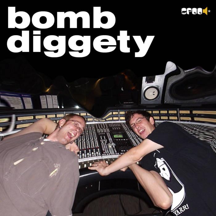 Bombdiggety cover art