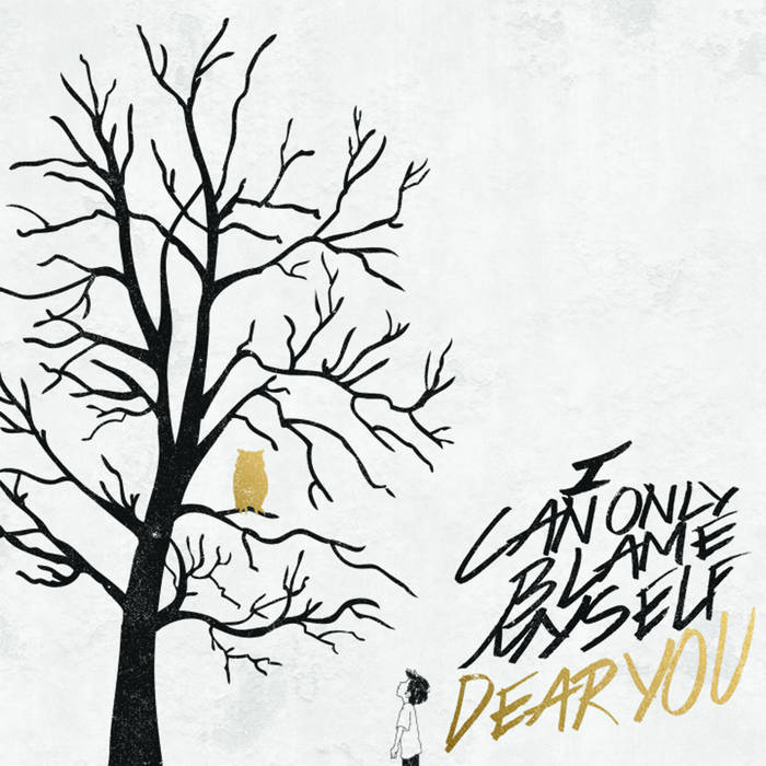 I Can Only Blame Myself cover art