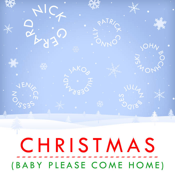 Christmas (Baby Please Come Home) cover art