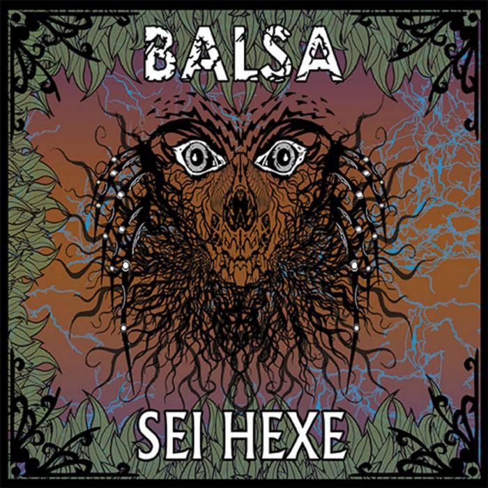 Balsa Split cover art