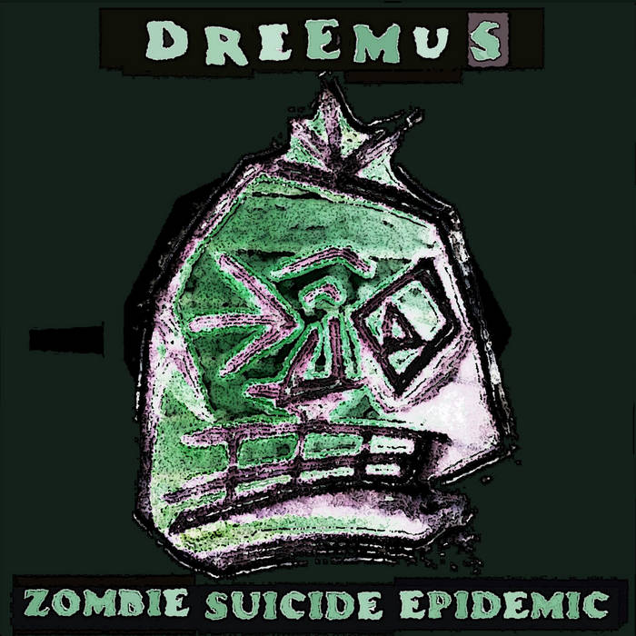 Zombie Suicide Epidemic cover art
