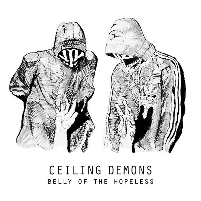 Belly Of The Hopeless cover art