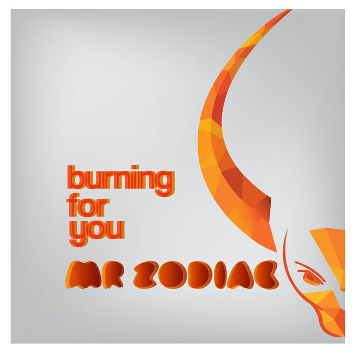 Burning for you cover art