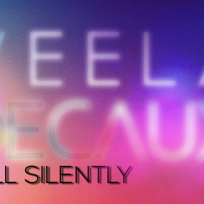 Decaux ft Veela - Fall Silently cover art