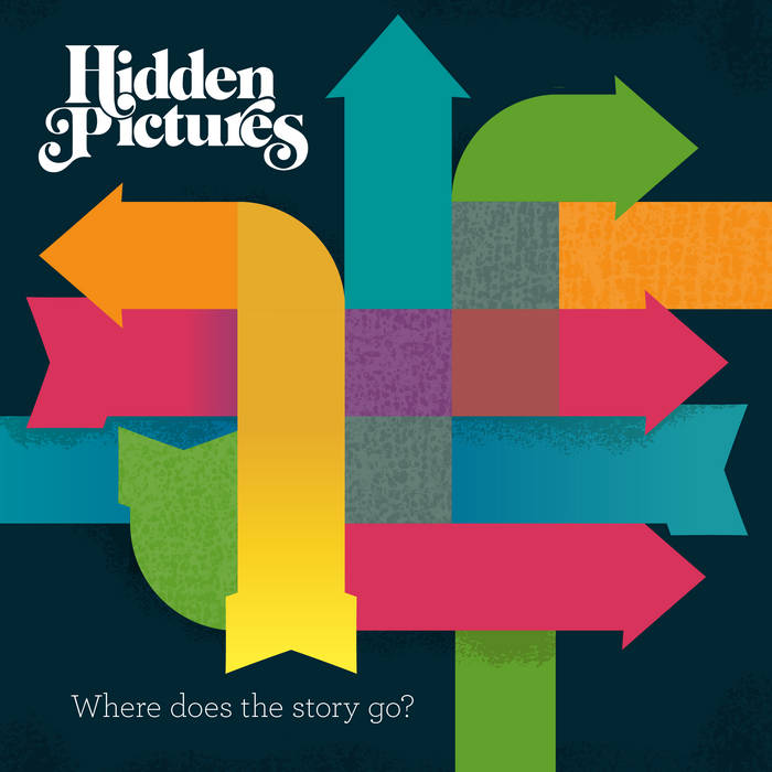 Where Does the Story Go? cover art