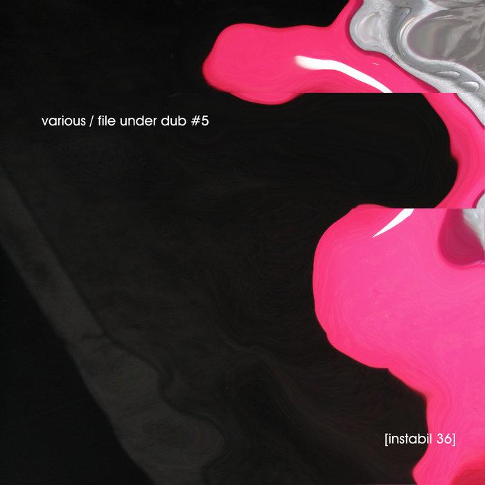 [instabil 36] file under dub #5 cover art